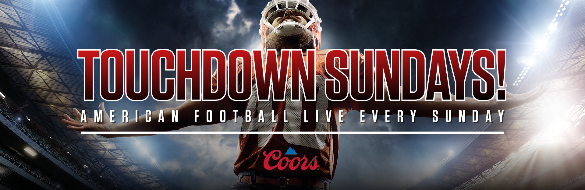Watch NFL at The Gardeners Arms