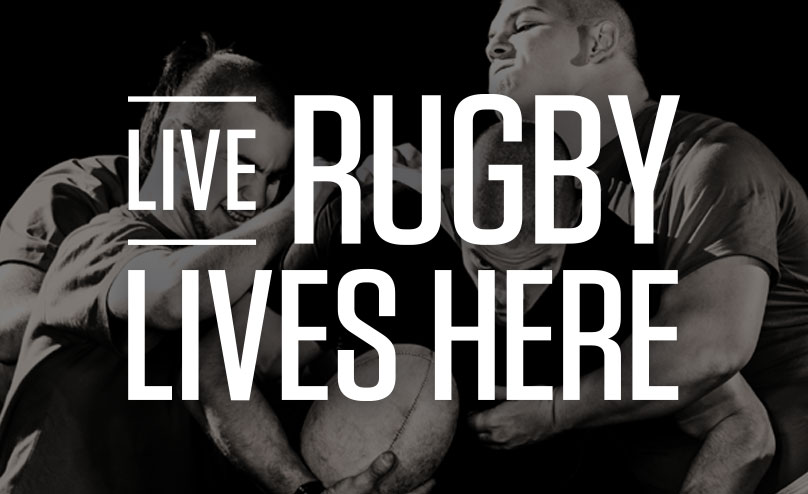 Watch Rugby at The Gardeners Arms