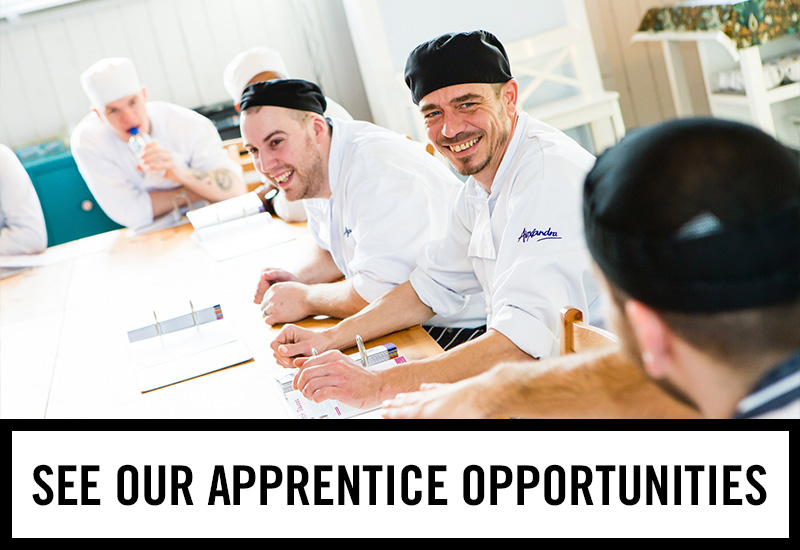 Apprenticeships at The Gardeners Arms