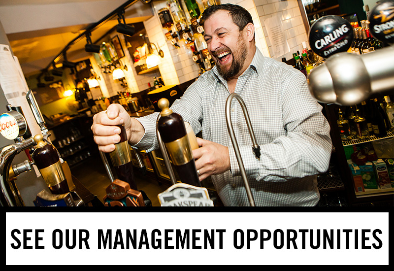 Management opportunities at The Gardeners Arms